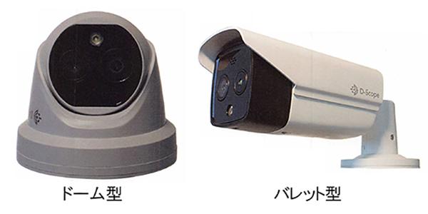多人数対応型サーマルカメラ
